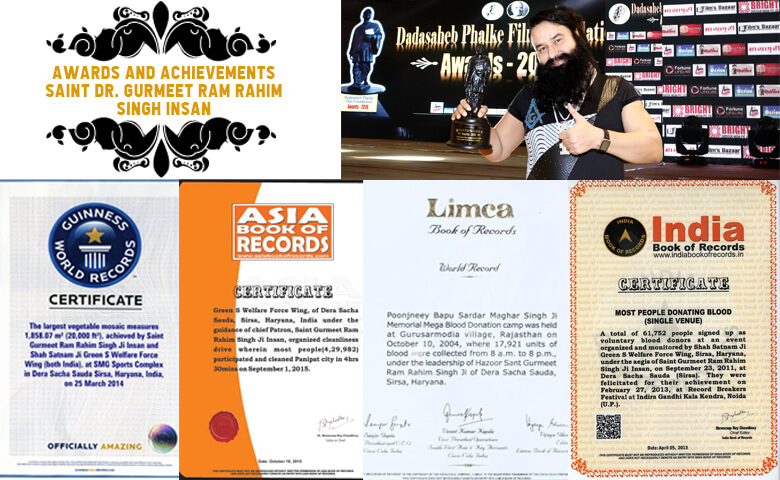 Awards, Achievements and Records