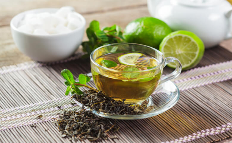 drining green tea will help to lose weight - relish doze