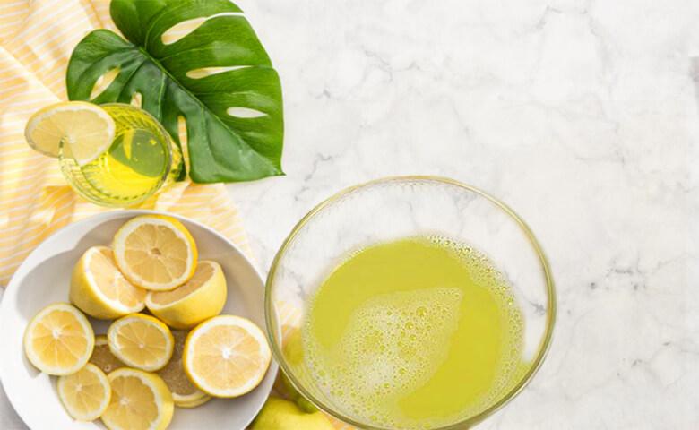 Lemon Juice to remove dark spots - relish doze