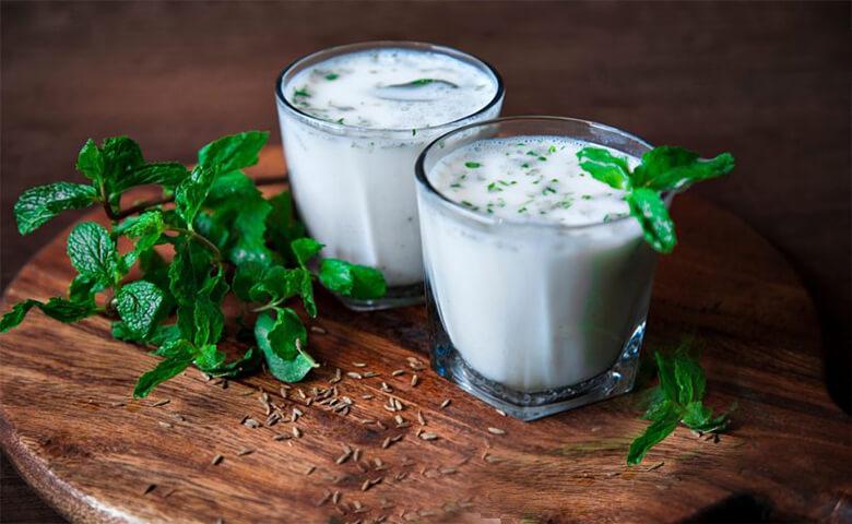 Butter Milk Detox Drink - relish doze