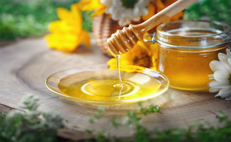 Honey, Lemon And Ginger - relish doze