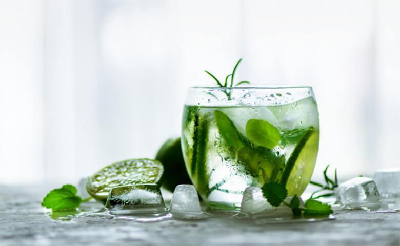 Lemon And Cucumber Detox Water - relish doze