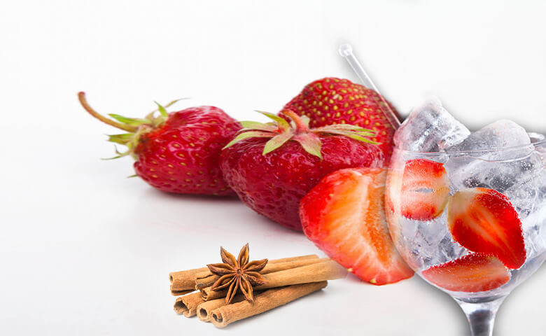Strawberry And Cinnamon Detox Water - relish doze