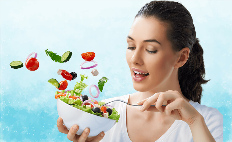 Take a Healthy Diet