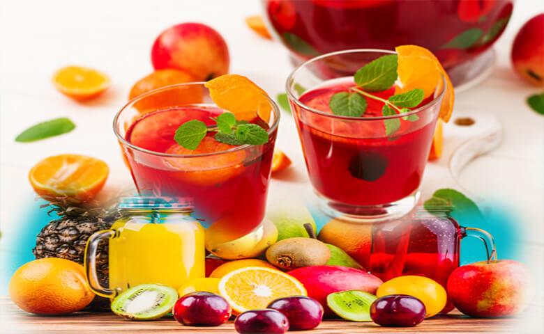 Fruits And Carrot Juice - relish doze