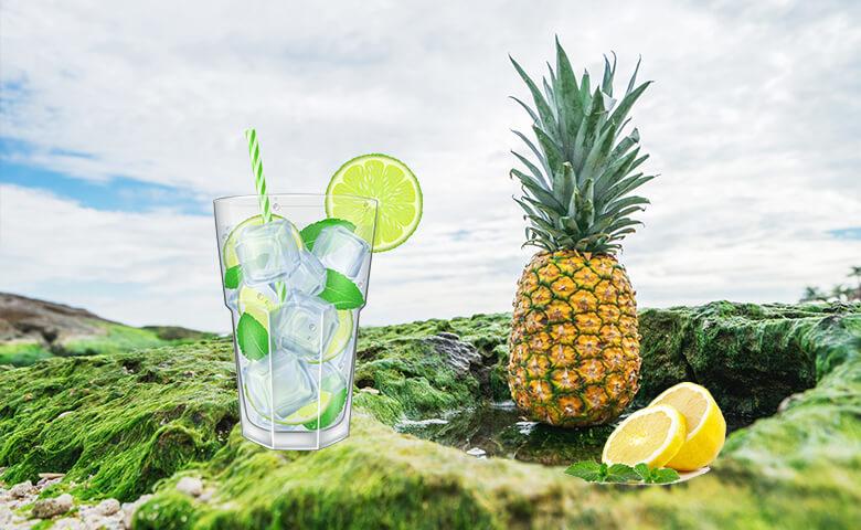 Pine Apple Lemonade - relish doze