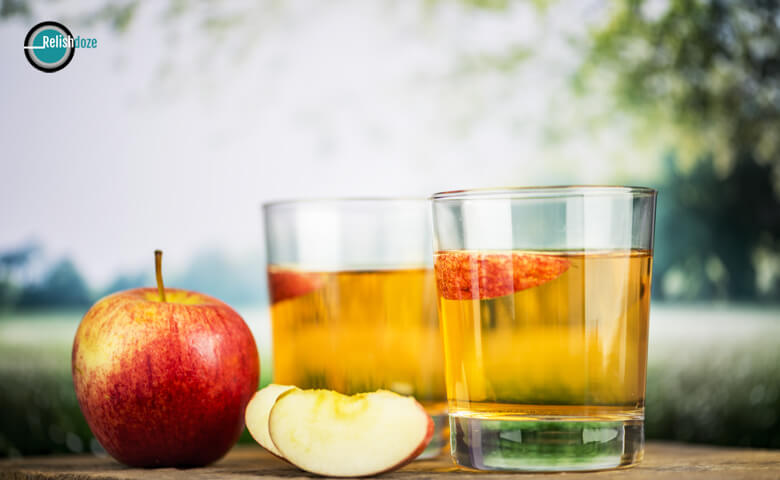Apple Cider Vinegar - relish doze