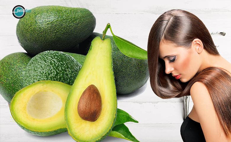 Avocado Hair Mask - relish doze