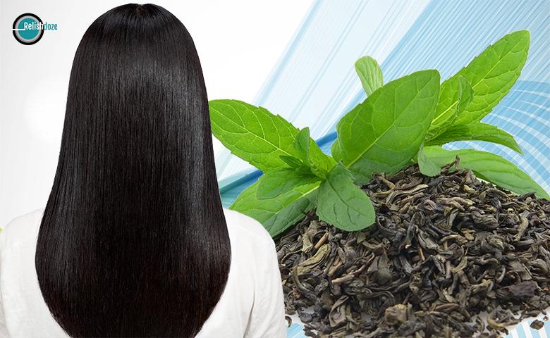Green Tea Hair Mask - relish doze