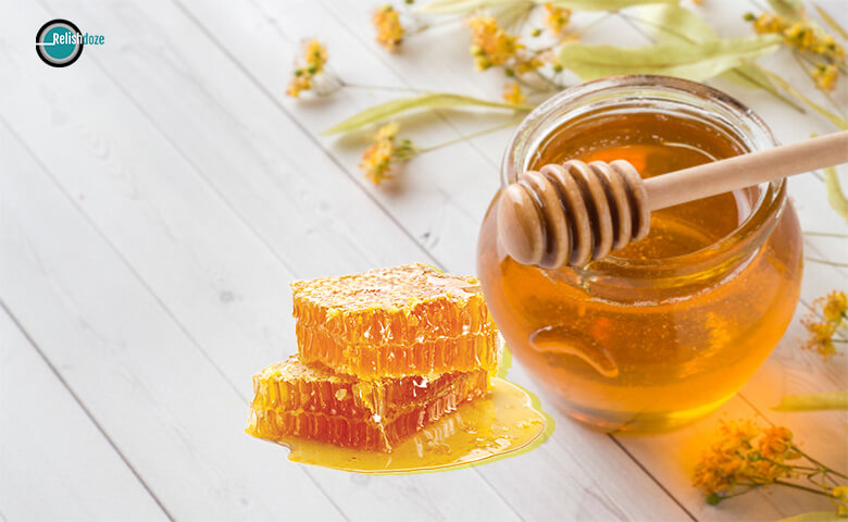 Honey help to reduce sour throat - relish doze