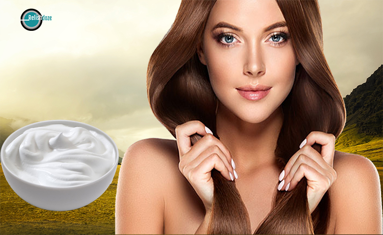Yoghurt Hair Mask - relish doze