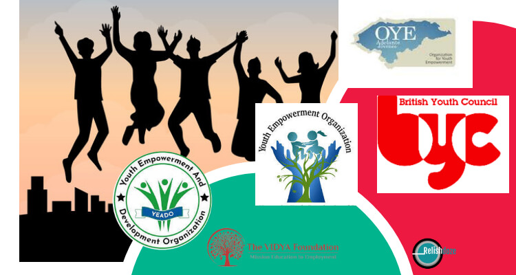Persons & Organizations Involved in Youth Empowerment