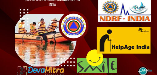 Role of NGO's in Disaster Management in India