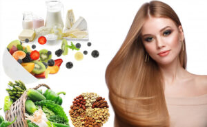 healthy food for healthy hair - Relish Doze