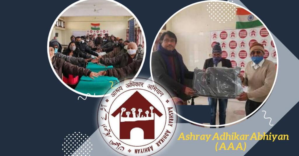 Ashray Adhikar Abhiyan - Relish Doze