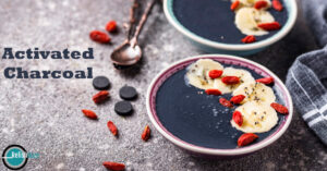 Including activated charcoal in diet is good? Relish Doze