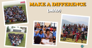 Make A Difference (MAD) - Relish Doze