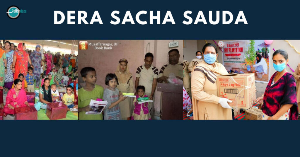 dera sacha sauda - striving continuously for the well being of girl child and her education - Relish Doze