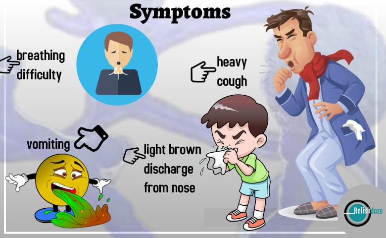 Black Fungus - Mucormycosis Symptoms - Relish Doze